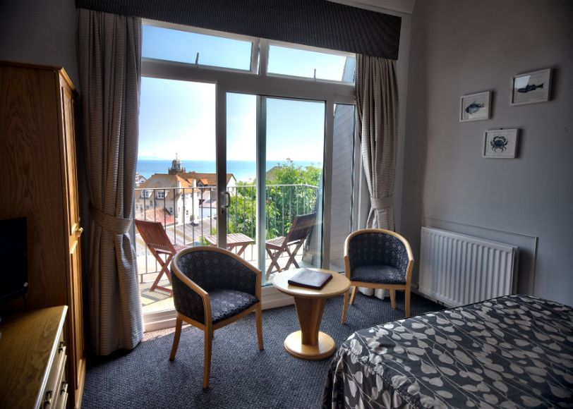 Royal Lion Hotel Lyme Regis